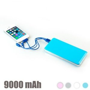 Powerbank 900 MAh Blå