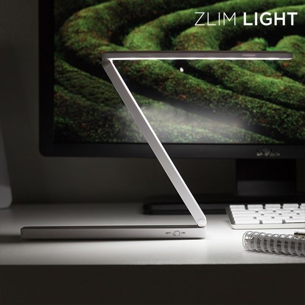 Ihopvikbar LED USB Lampa