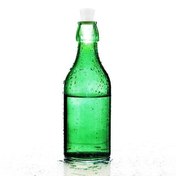 LED Flaskstopp