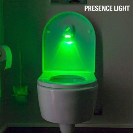 Belysning För Toaletten