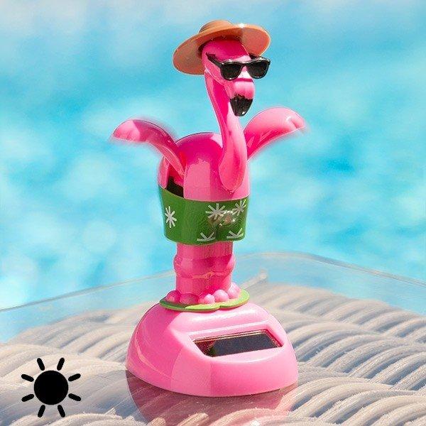 Dansande Flamingo