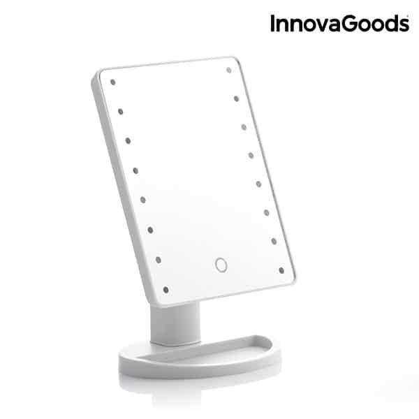 LED Sminkspegel