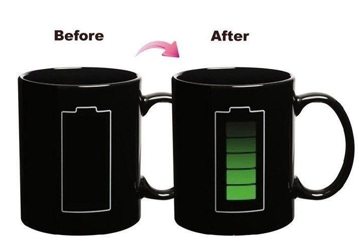 Mugg Med Batteri