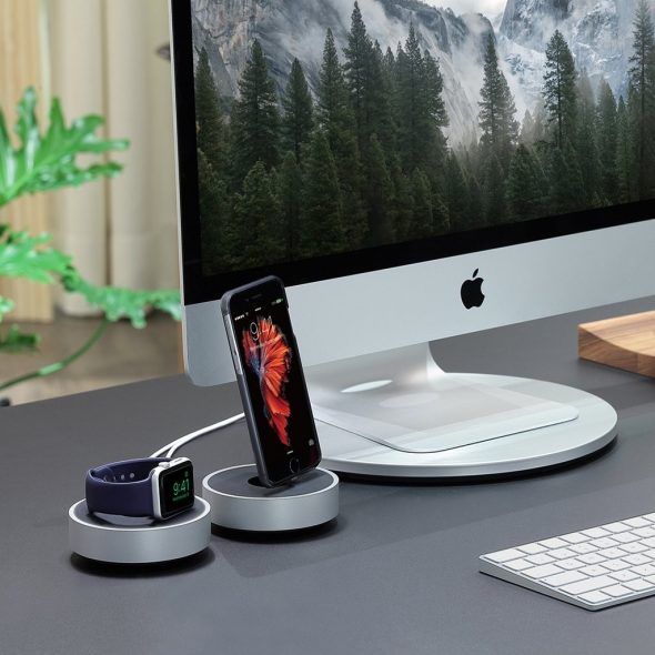 HoverDock Laddare för Apple Watch