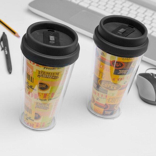 Take Away Kaffemugg