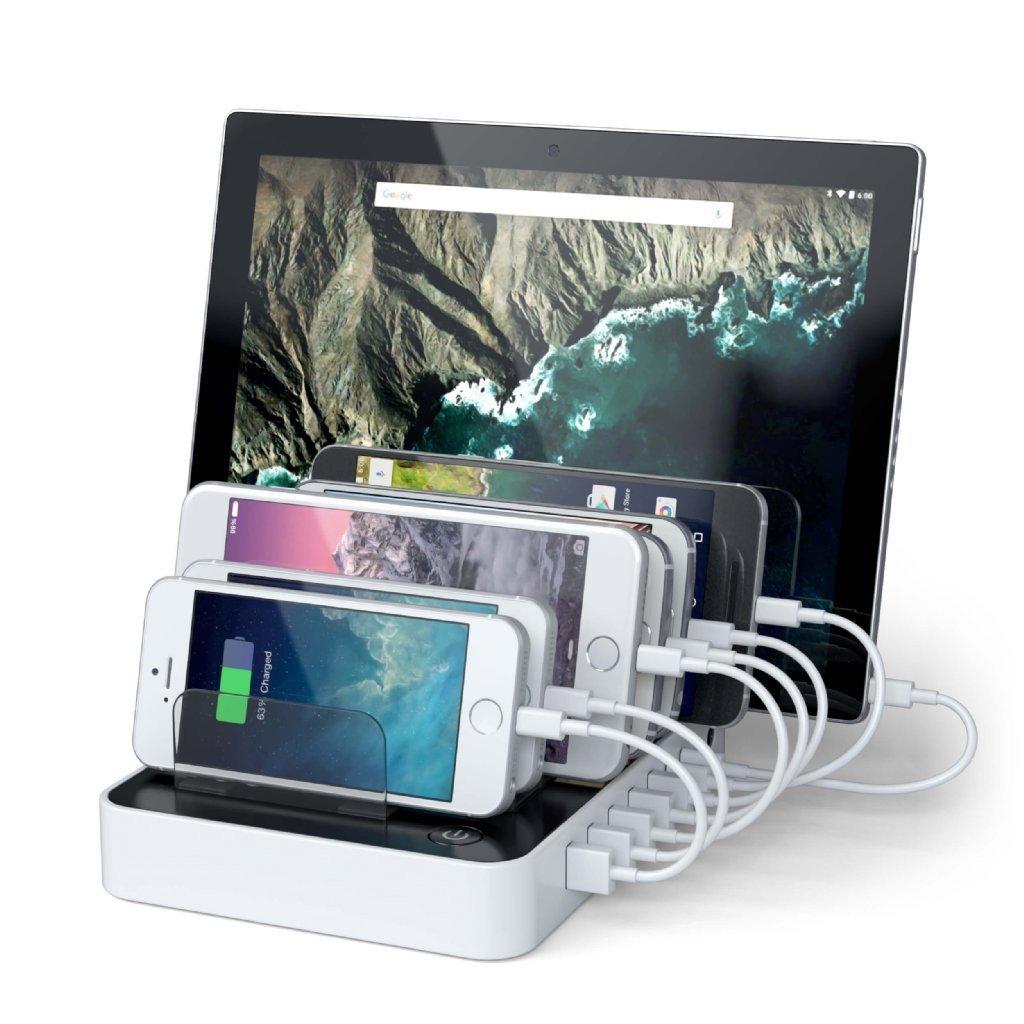 Satechi 7 portars USB Laddare thumbnail