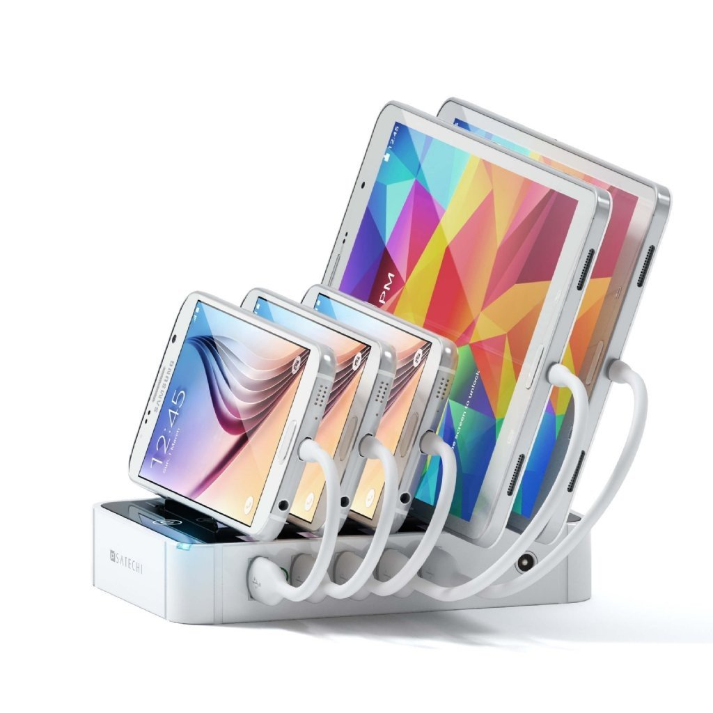 Satechi 5 portars USB Laddare thumbnail