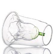 Romantiskt Rosglas
