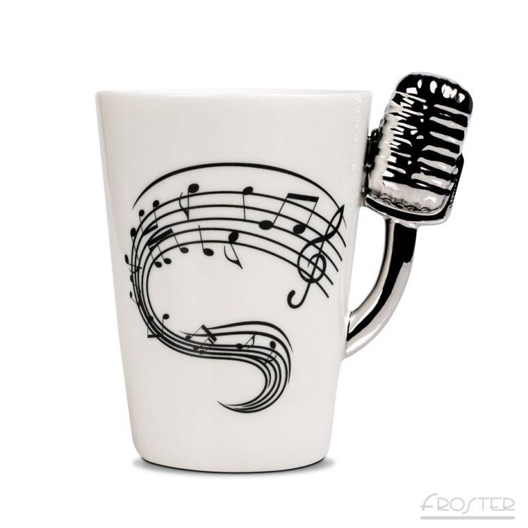 Mikrofon Mugg