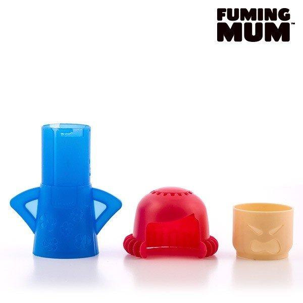 Fuming Mum Rengöring Till Mikro