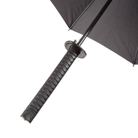Samurai Paraply Stor