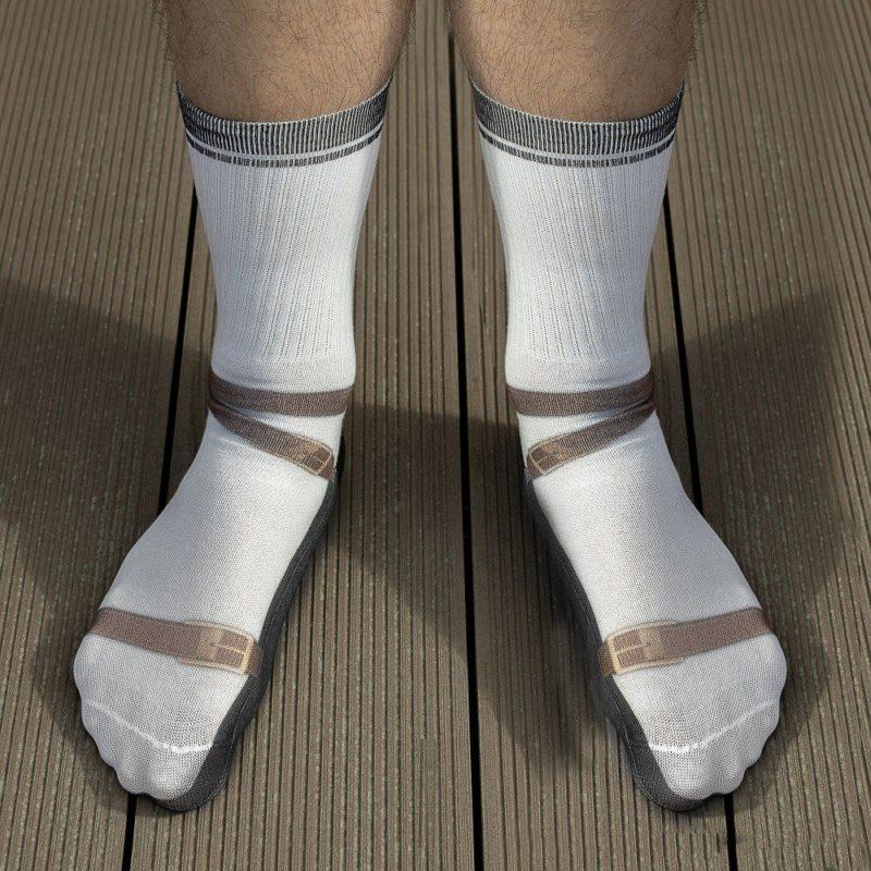 Sandal Strumpor