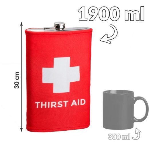 Gigantisk Plunta Första Hjälpen