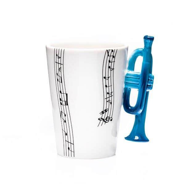 Musik Mugg Trumpet