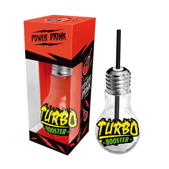 Glödlampa Glas Turbo Booster