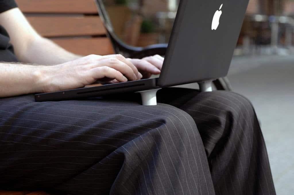 Cool Feet Laptopkylare