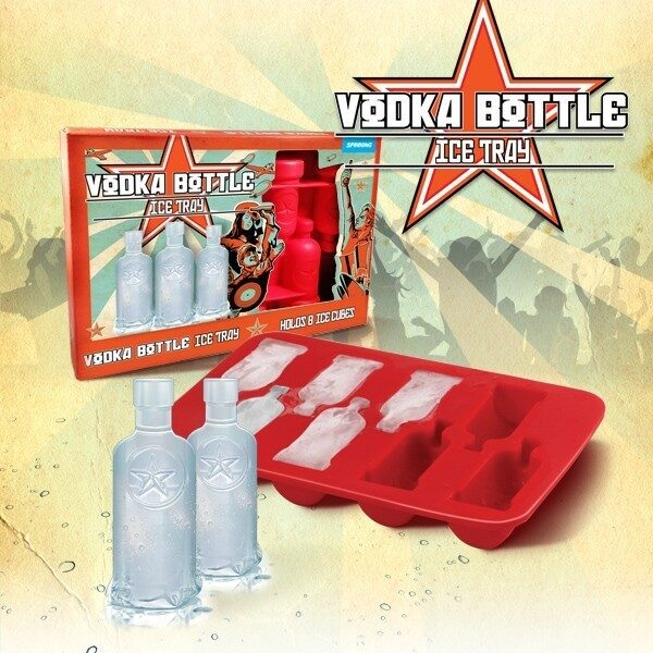 Vodka Isflaskor