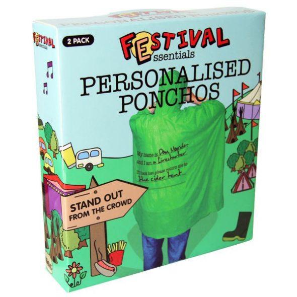 Personlig Poncho