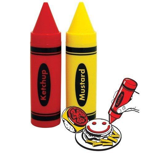 Senap & Ketchup Kritor