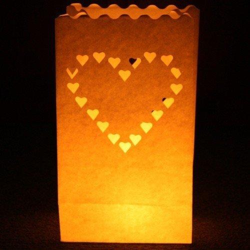 Ljuspåsar Hjärtan