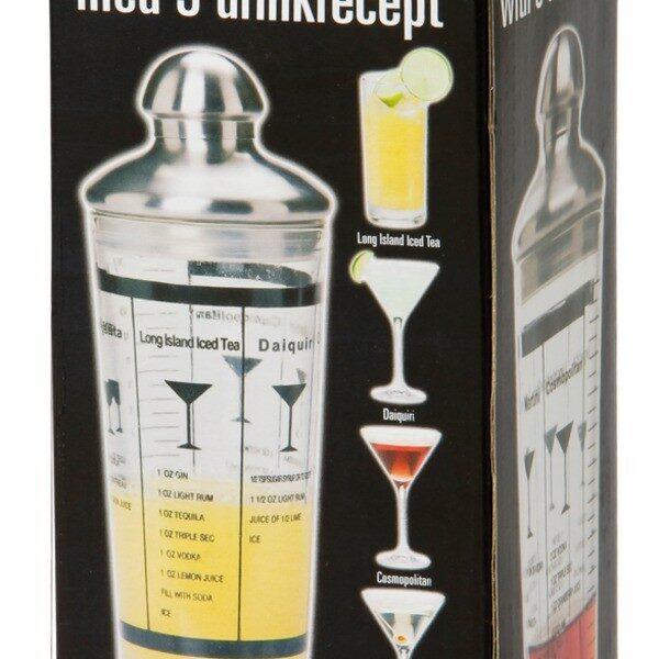 Shaker Med Drinkrecept