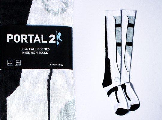 Portal 2 Long Fall Strumpor