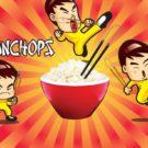Nunchops Ätpinnar