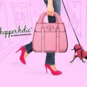 Shopperholic Återanvändbar Shoppingbag