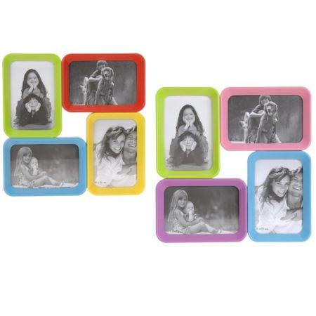 Fotoram 4 Färger