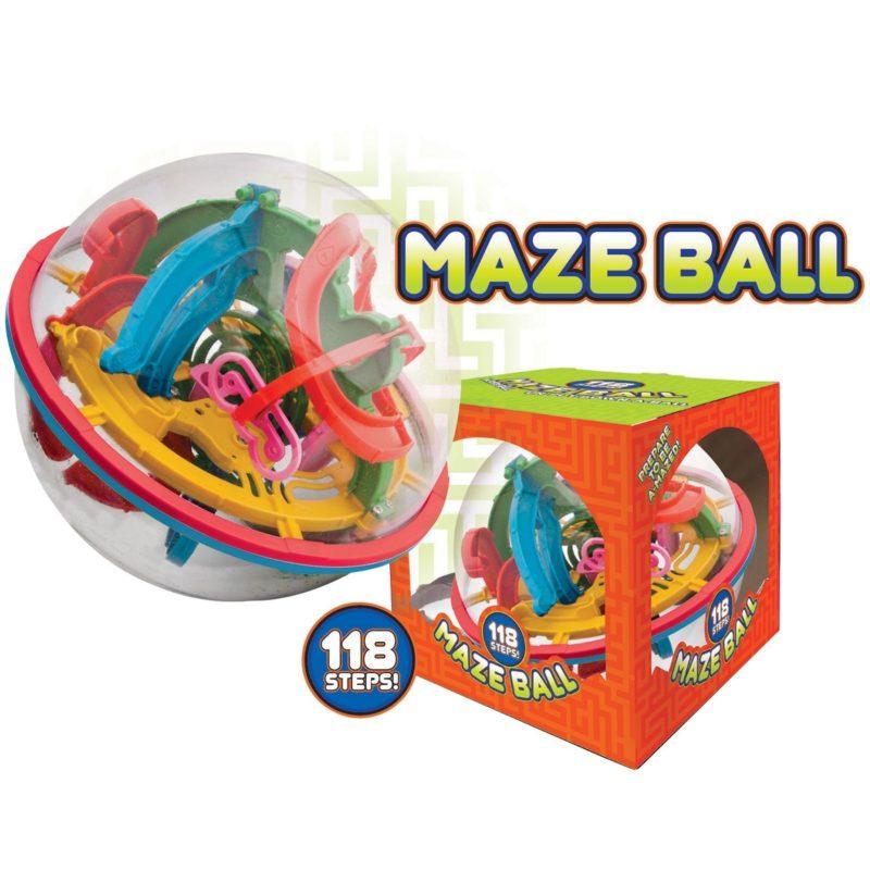 Mazeball Stor