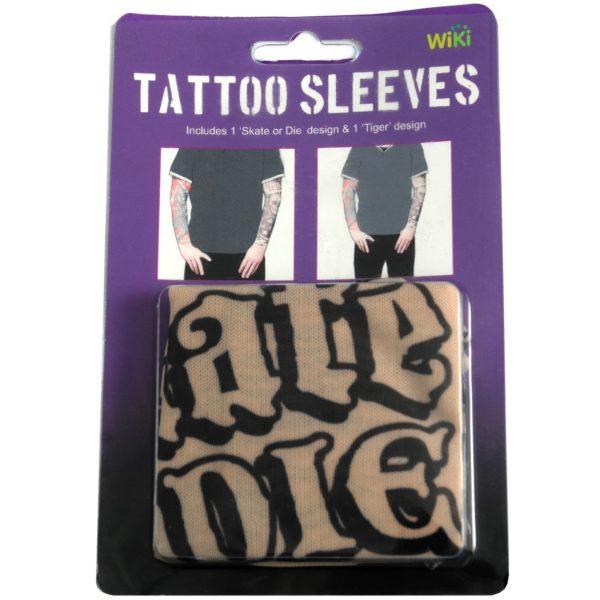 Tattoo Sleeves Skate or Die