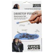 Skrivbords Fiske