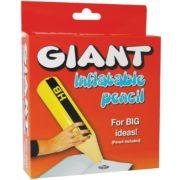 Gigantisk Uppblåsbar Penna