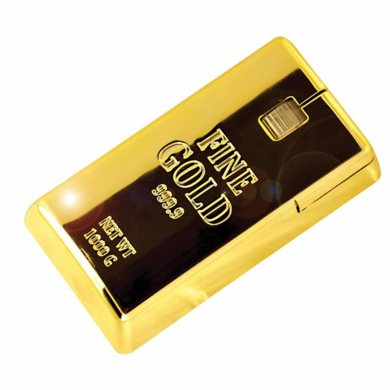 Gold Bullion Trådlös Mus