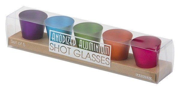 Shotglas Aluminium
