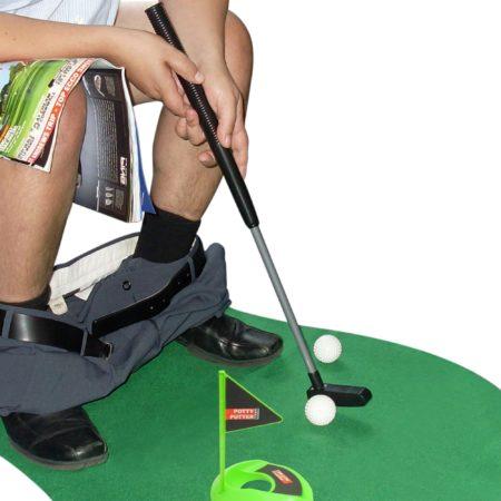 Toalett Golf