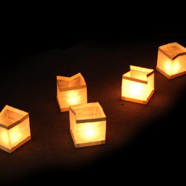 Flytande Lanterna