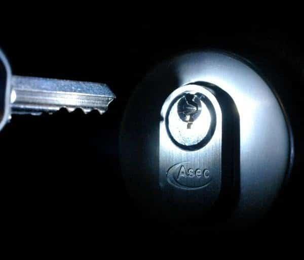 Nyckellampa