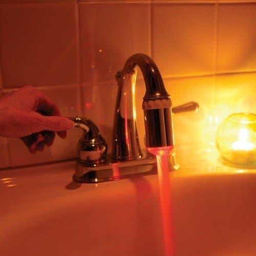 LED Vattenmunstycke