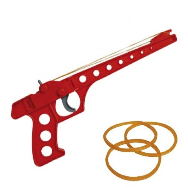 Gummiband Pistol
