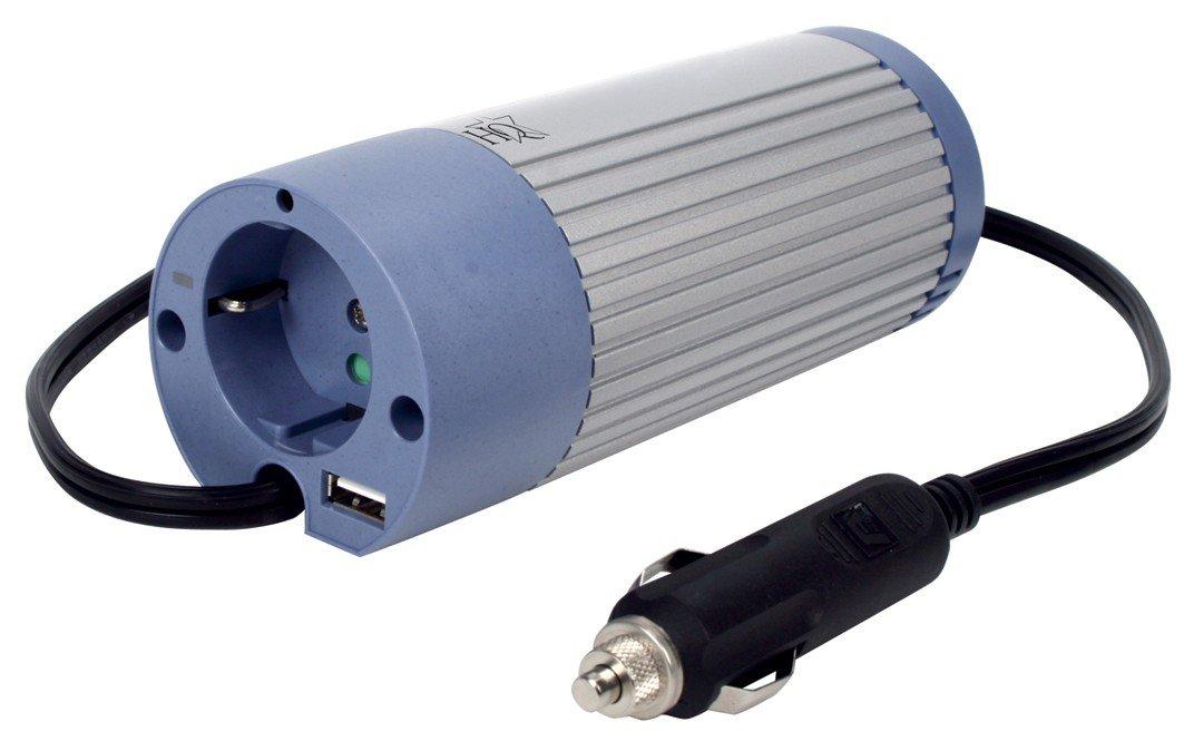 Bilkonverterare 12V/230V + USB thumbnail