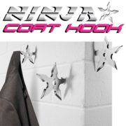 Ninja Coat Hook