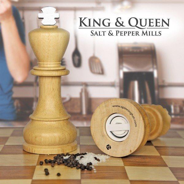 Schack Salt & Peppar Kvarn