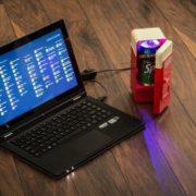 USB Minikylskåp