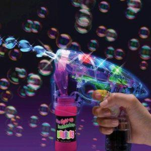 UV Såpbubbel Pistol