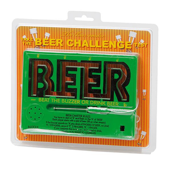 Beer-ometer