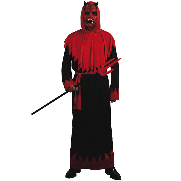 Djävul Maskeraddräkt