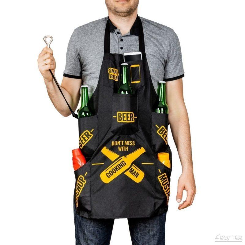 Förkläde För Grillning