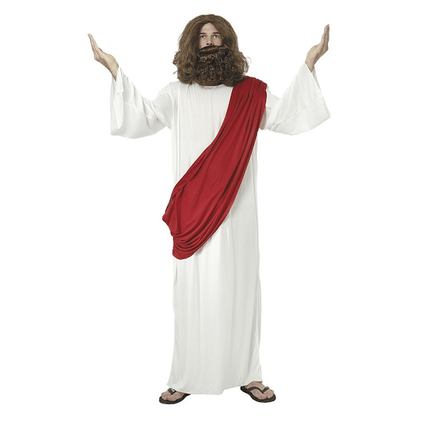 Maskeraddräkt Holy Man