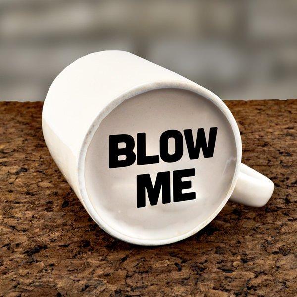 Blow Me Mugg